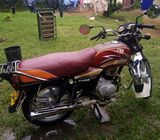 Well maintained motobykeon quick sale.