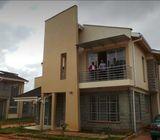 4 bedroom massionate along Maasai Lodge Road next to Africa Nazarene University.