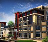 Office Space for Rent per sqft in Meru