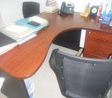 1.4m Desks