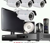 CCTV 4 CHANNEL @KSH45,000,ISNTALLATION INCLUDED