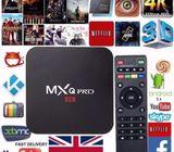 QUAD CORE 2.0GHZ 1GB+8GB ANDROID TV BOX MXQ PRO 4K