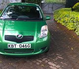 toyota vitz on sale call 0743343825