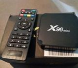 Android TV box with channelsRockTek X1 4k Ultra HD