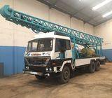 Direct Rotary Mud Drilling Rig Mounted on Ashok Leyland 2516 Truck
