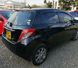 2012 Other Automatic Toyota Vitz