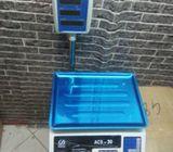 30kg capacity digital weighing scale