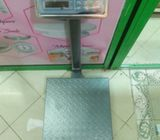 Digital weighing scale /Weighing platform 300kg capacity