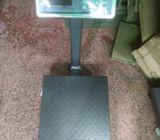 Digital floor weighing scale 300kg