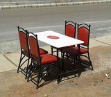 Classic and modern restaurant/club set