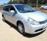 2007 Nissan Wingroad KBY 1500cc auto Clean