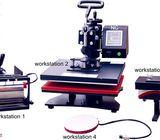 Quality Digital Transfer Sublimation Heat Press Machine