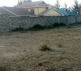 Prime 1/8 Acre ie 50x100  Residential plot for sale in Ruiru,Kimbo