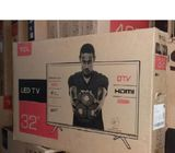 Brand New 32 Inch  Digital LED TCL TV
