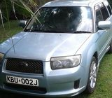 2007 subaru forester  For Sale-