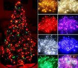 LED Christmas String Lights Wedding Xmas Party Decor Outdoor Indoor Lamp