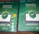 Kaspersky Antivirus 3 User