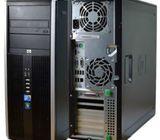 HP Compaq Elite 8000 MiniTower PC – Intel Core 2 Duo Desktop CPU
