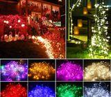20M Fairy String Lights LED Christmas Light Wedding Party Xmas Decor EU Plug