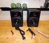 m audio monitors 16k, kangemi, 0743507762
