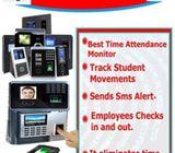 Kenya Biometric Time Attendance System