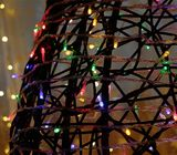 String Light Multi Color Garden Night Light LED Light Fairy String