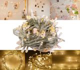 String Fairy Lamp Wedding Party Stage Light Hotels Restaurant Decor