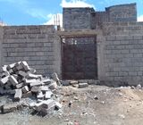 kahawa west 30*60 plots with unfinished bedsitters