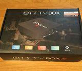 Ott TV Box Mxq PRO 4K Android TV Multi Media Gateway, Internet TV