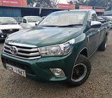 Toyota hilux revo 2018 model