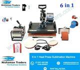 8 In 1 Digital Heat Press Machine