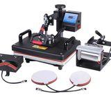 8 in 1 Heat Press Machine Multi-Functional printer