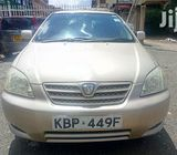 TOYOTA ALLEX ON SALE CALL 0723754293