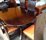 Mahogany dinning table