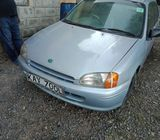 Toyota starlet @95kcall 0717165616