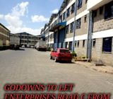 Godowns to let
