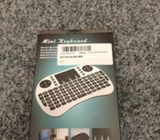 Remote Control For Android TV Box Rii I8 Air Mouse Keypad Wireless