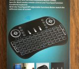 - New Touchpad 2.4G Backlit for Smart TV Box Android PCMini Keyboard
