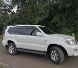 Toyota land cruiser Prado 2009 model