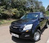 Isuzu dmax pickup 2014 model