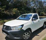 Toyota hilux pickup 2016 model