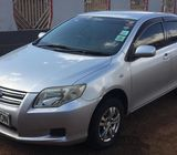 TOYOTA AXIO QUICK SALE CALL OWNER ON 0714638810