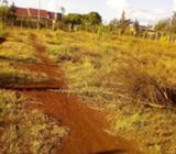 Very good 1 acre in Makutano town