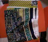 Ladies Unstiched Suit Material 4 Pcs Cotton
