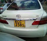 Toyota premio for sale call 0706145930