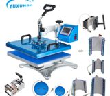 8 in 1 Digital Heat Press Machine Multifunctional Transfer
