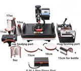 8 In 1 T-shirt Printing Heat Press