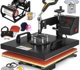 Brand New 8 In 1 Multi Functional heat press machine