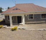 Ongata Rongai 3 Bedroom Bungalow
