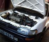 Toyota corolla dx 103
